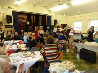 Auction in aid of TyG Chapel Vestry