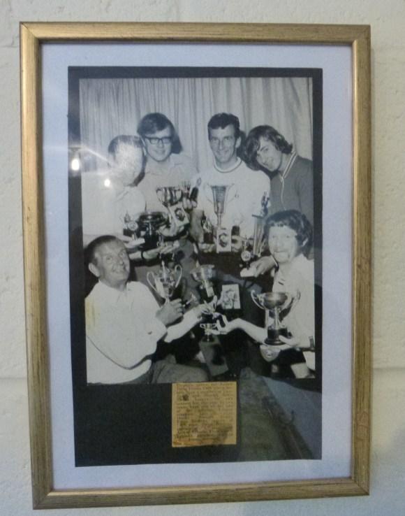Table tennis prizewinners