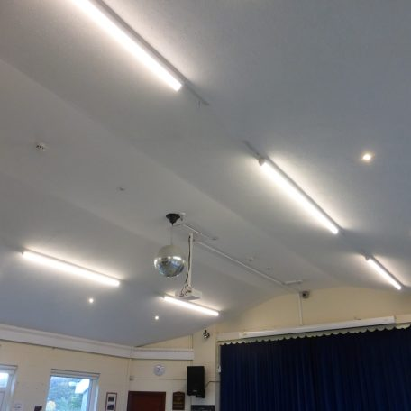 New LED strip lights and downlighters