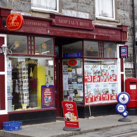 Tal y Bont Shop and Post Office