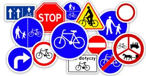 Przepisy ruchu drogowego dla rowerzystów