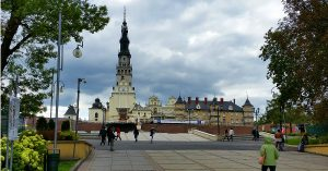 trasy rowerowe Katowice - Jasna Góra