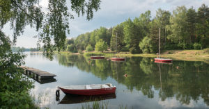 trasy rowerowe Tychy - Jezioro Chechło-Nakło