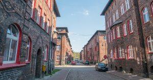 trasy rowerowe Siemianowice - Nikiszowiec
