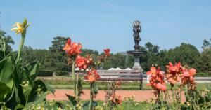 trasy rowerowe Mysłowice - Park Świerklaniec