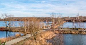 trasy rowerowe Katowice - Żabie Doły