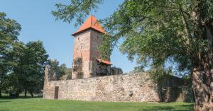 trasy rowerowe Zabrze - Zamek w Chudowie