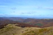 Panorama z szerokiego Wierchu