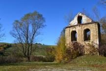 Stara dzwonnica w Terce