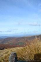 Widoki z Szerokiego Wierchu