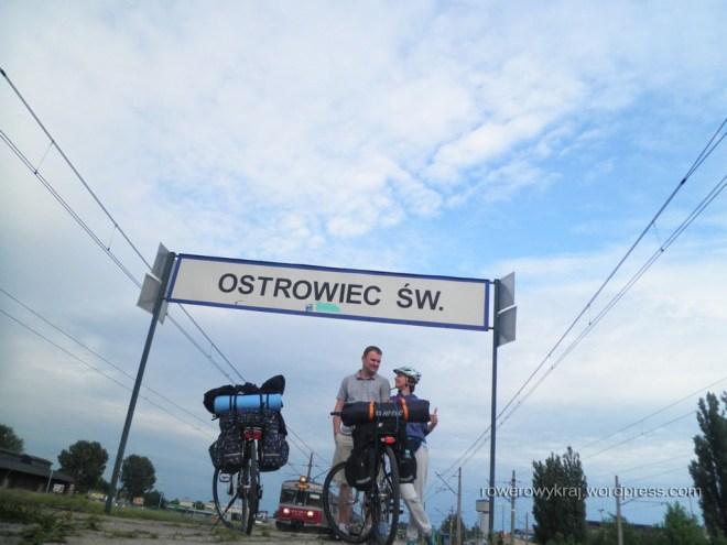 Początek przygody zaczyna się tu. W naszym mieście. Przed nami pierwsza rowerowa podróż z PKP, nasz pierwszy kilkudniowy rowerowy wyjazd :)