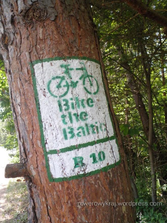 R 10 - Międzynarodowy szlak rowerowy wokół Bałtyku (Nadmorski Szlak Hanzeatycki)