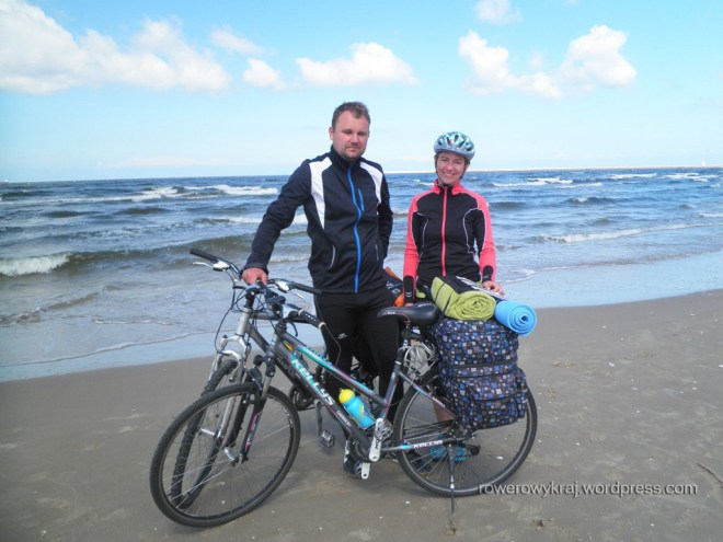 Tak kończymy naszą rowerową przygodę, która stała się początkiem naszej nowej pasji - turystyki rowerowej :)