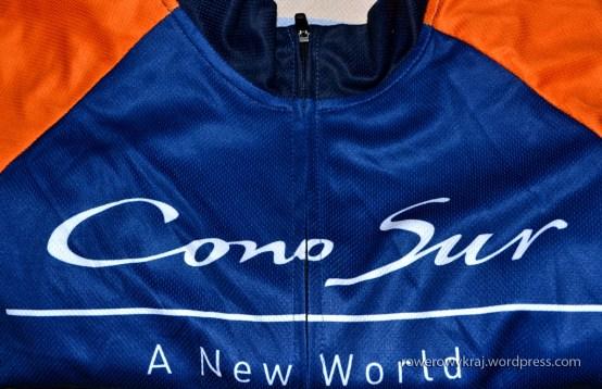 koszulka rowerowa od ConoSur