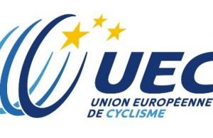 logo Europejskiej Unii Kolarskiej