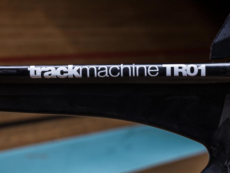 BMC trackmachine TR01 05 (mat. pras.)