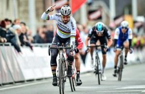 Peter Sagan wygrywa Kuurne-Bruksela-Kuurne