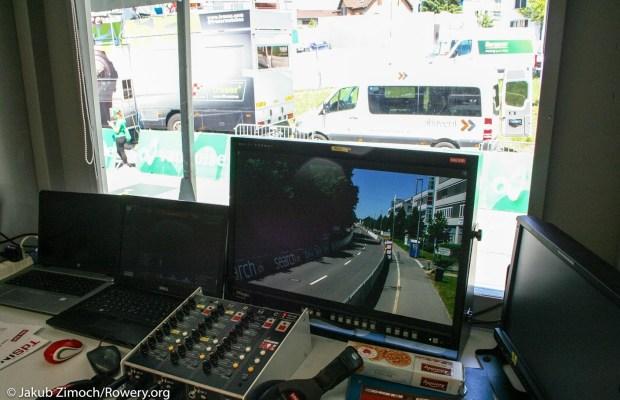 dziupla komentatorska na Tour de Suisse