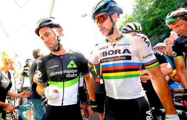 Sagan przeprasza Cavendisha