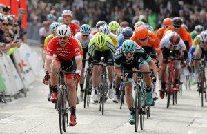 John Degenkolb finiszuje po zwycięstwo