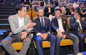 Contador, Valverde, Rodriquez i Landa na prezentacji Vuelty 2018