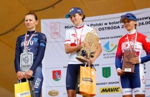 Mistrzostwa Polski 2018: Małgorzata Jasińska mistrzynią