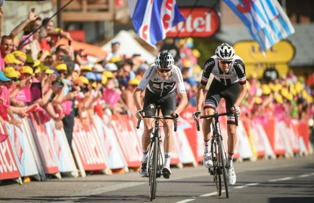 Froome i Dumoulin
