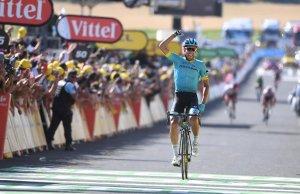 Omar Fraile wygrywa w Mende 14. etap Tour de FRance