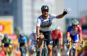 Peter Sagan wygrywa 2. etap Tour de France