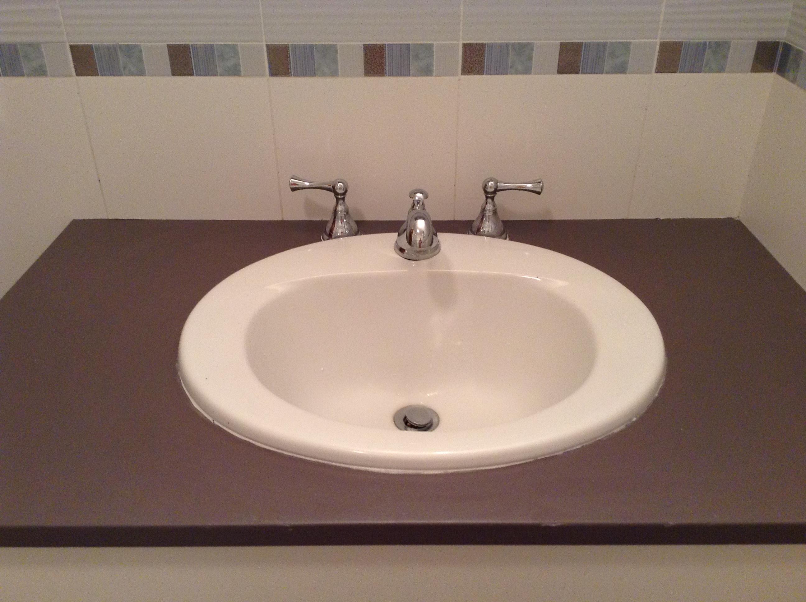 Bathroom Facelift - Part 2 - ROWE SPURLING PAINT COMPANY