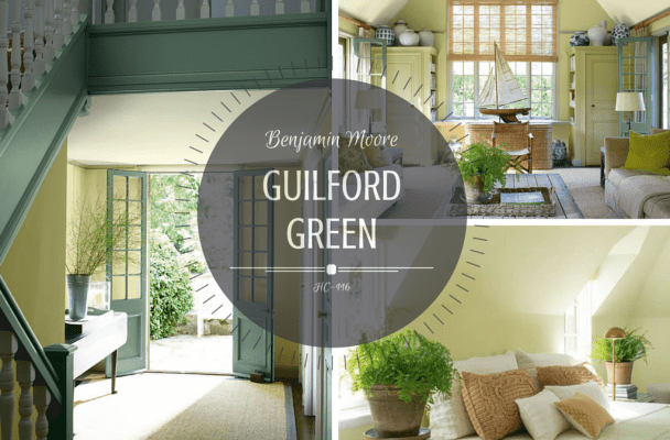 Guilford Green Benjamin Moore Colour Of The Year 2015 Rowe Spurling Paint Company