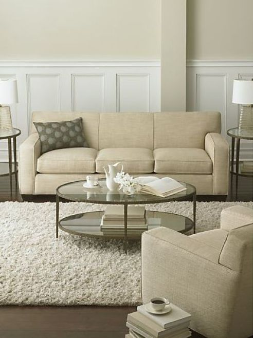 Clairemont Coffee Table | Crate and Barrel