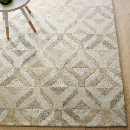 The Marquis Wool Rug | West Elm