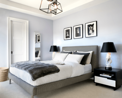 Benjamin Moore Winter Gray 2117-60