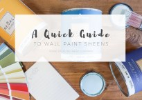 A Quick Guide To Interior Wall Paint Sheens