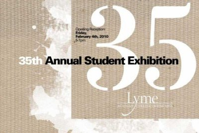 35th Lyme student show
