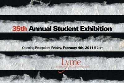 35th student show opening reception