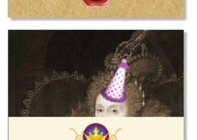 Royal Affair Invite