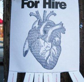 Valentine's Day Mailer, Front