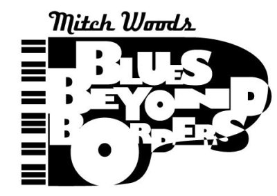 Blues Beyond Borders package branding | working with the type and art