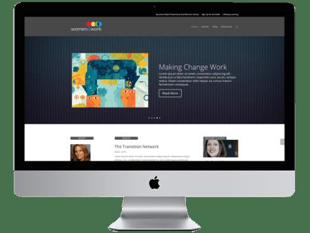 Women At Work homepage