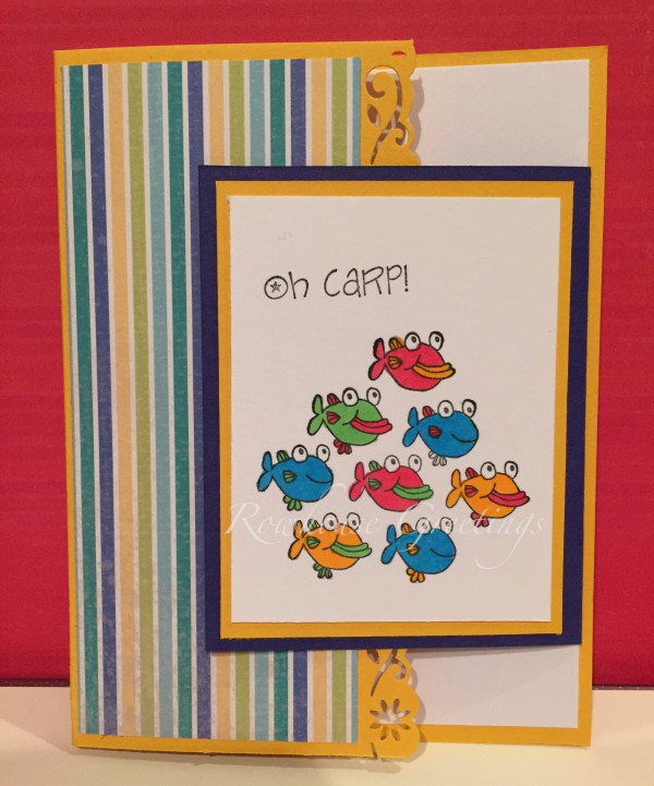 Rowhouse Greetings | Birthday | Taylored Expressions Oh Carp