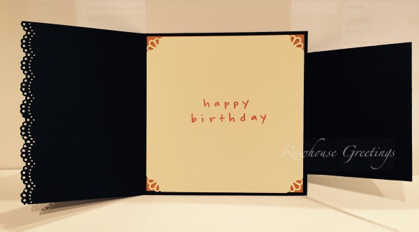 Rowhouse Greetings | Birthday | Stampendous House Mouse Mix It Up