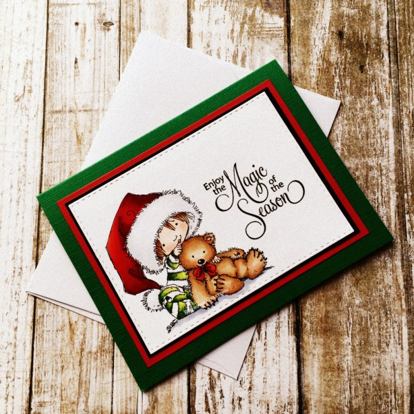 Rowhouse Greetings | Christmas | Beary Merry Christmas