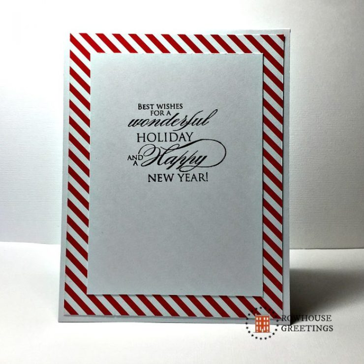 Rowhouse Greetings | Christmas | Christmas Cheer by Penny Black