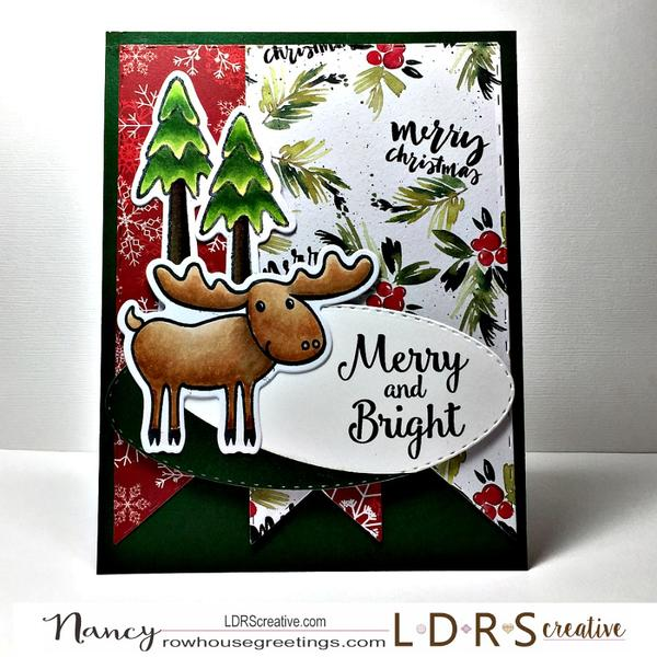 Rowhouse Greetings | Christmas | North Woods by LDRS Creative