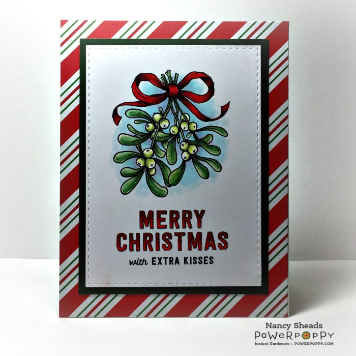 Rowhouse Greetings | Christmas | Stand Here by Power Poppy