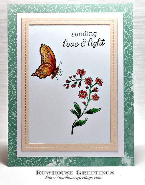 Rowhouse Greetings | Soothing Sympathy by Power Poppy