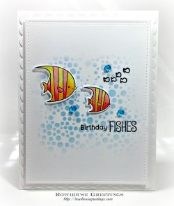 Rowhouse Greetings | Gill Friends by My Favorite Things (MFT Stamps)