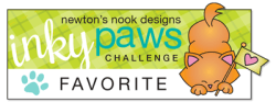 """Inky Paws Challenge Favorite"""" height="""